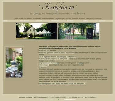 Website bouwer Kerkplein 10